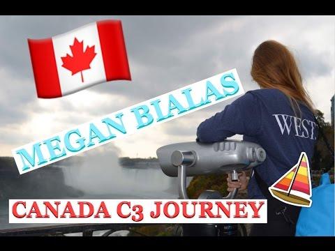 CANADA C3 JOURNEY APPLICATION - Megan Bialas