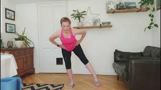 Video 44: Balancing, Bone building and back to basics!