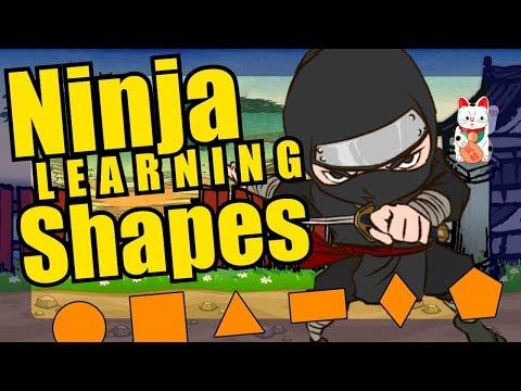 Shapes Ninja Parade