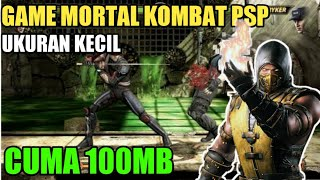 Download Game Ppsspp Mortal Kombat Ukuran Kecil