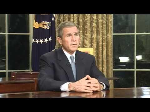 Address to the Nation September 11, 2001