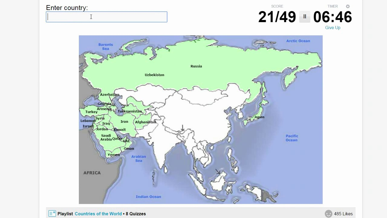 Quiz countries of asia youtube quiz countries of asia gumiabroncs Image collections