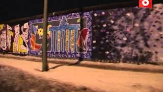 Удивительные места. Берлинская стена.