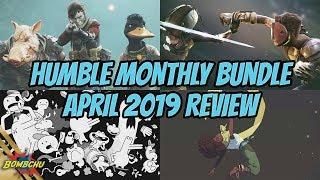 Humble Monthly Bundle | April 2019 Review