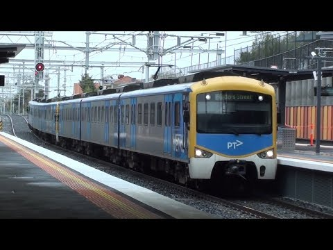 Metro Trains around Melbourne #16