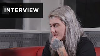 Ghostemane Talks Fashion and Sneakers while on Tour in Europe