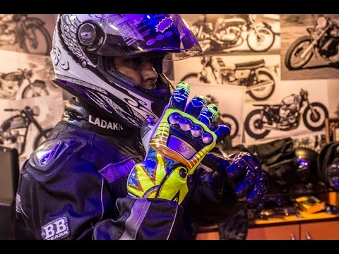Motorcycle Riding Gear Essentials | Helmet, Jacket, Gloves, Boots And Knee Pad