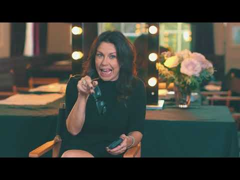 """Julie Graham: """"I couldn't live without my phone"""""""