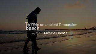 TYRE BEACH LEBANON