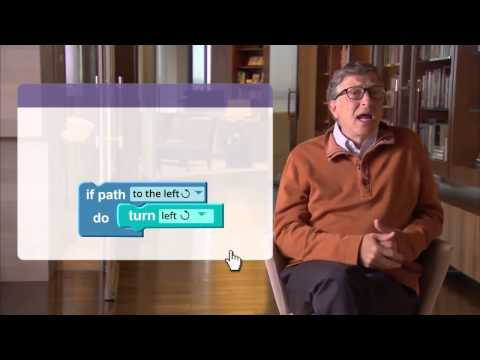 4 Bill Gates Explains If Statements