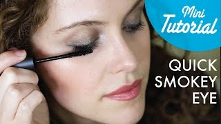 easy smokey eye tutorial for beginners tips to make your eyes look bigger
