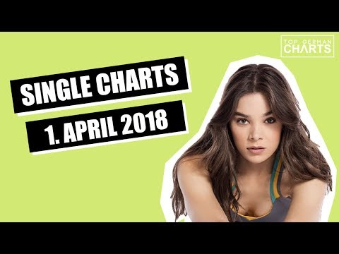 TOP 40 SINGLE CHARTS - 1. APRIL 2018