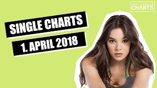 TOP 40 SINGLE CHARTS - 1. APRIL 2018