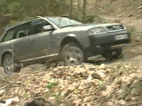 04 - 2005 Audi allroad Quattro - Suspension Height
