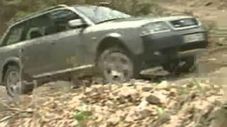 04 - 2005 Audi allroad Quattro - Suspension Height
