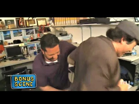 Impractical Jokers- Sal Being A Protective Big Brother