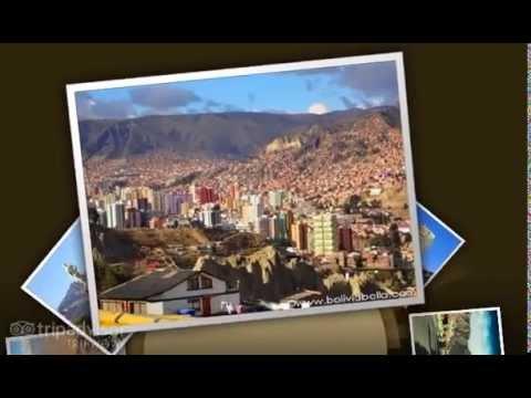 Bolivia Tourism: La Paz, Bolivia - Second Highest City in the World