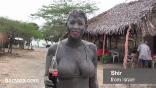 Mud Volcano Cartagena