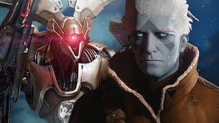 What Happened to Asher Mir's Arm? - The Story You Never Knew (Destiny 2 Lore Story)