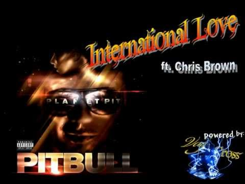 International Love - (Planet Pit) - Pitbull