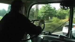 Bus tour in 1948 GMC Detroit diesel 6-71