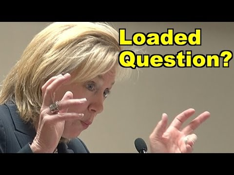 LiberalViewer Asks Prosecutors Loaded Questions?