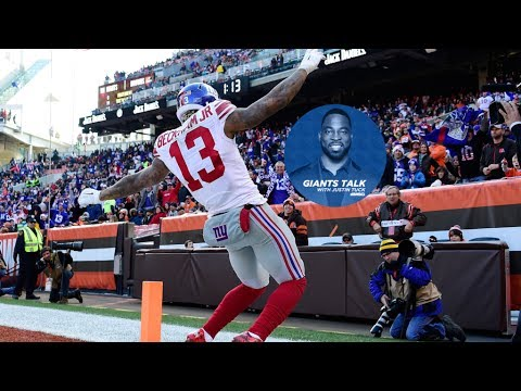 EP 3: Justin Tuck Chats Rashad Jennings & New York Giants OTAs