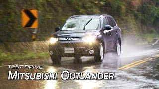 Mitsubishi Outlander大改款 內外質感再提升 試駕 thumbnail