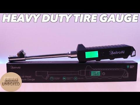 AstroAI - Heavy Duty Digital Tire Pressure Gauge
