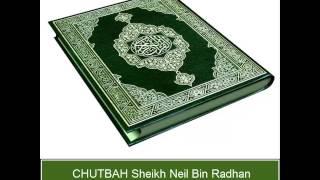 Sheikh Neil Bin Radhan - Chutbah: Mittel zum Zweck
