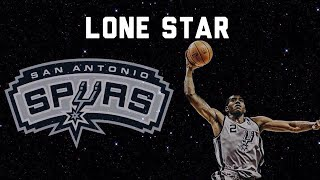 Lone Star - San Antonio Spurs Mix
