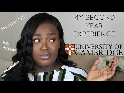 MY SECOND YEAR EXPERIENCE AT CAMBRIDGE | TRASH SUPERVISORS? BAD DEPARTMENT? NO DIVERSITY?