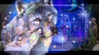 stille Nacht ,heilige Nacht von vater Abraham und den Schlümpfen