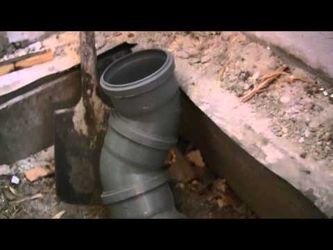 Внутренняя канализация