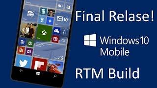 Обновление телефона Lumia 640 до windows 10 mobile