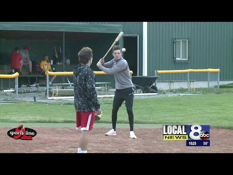 Practices Begin For American Legion Baseball Teams