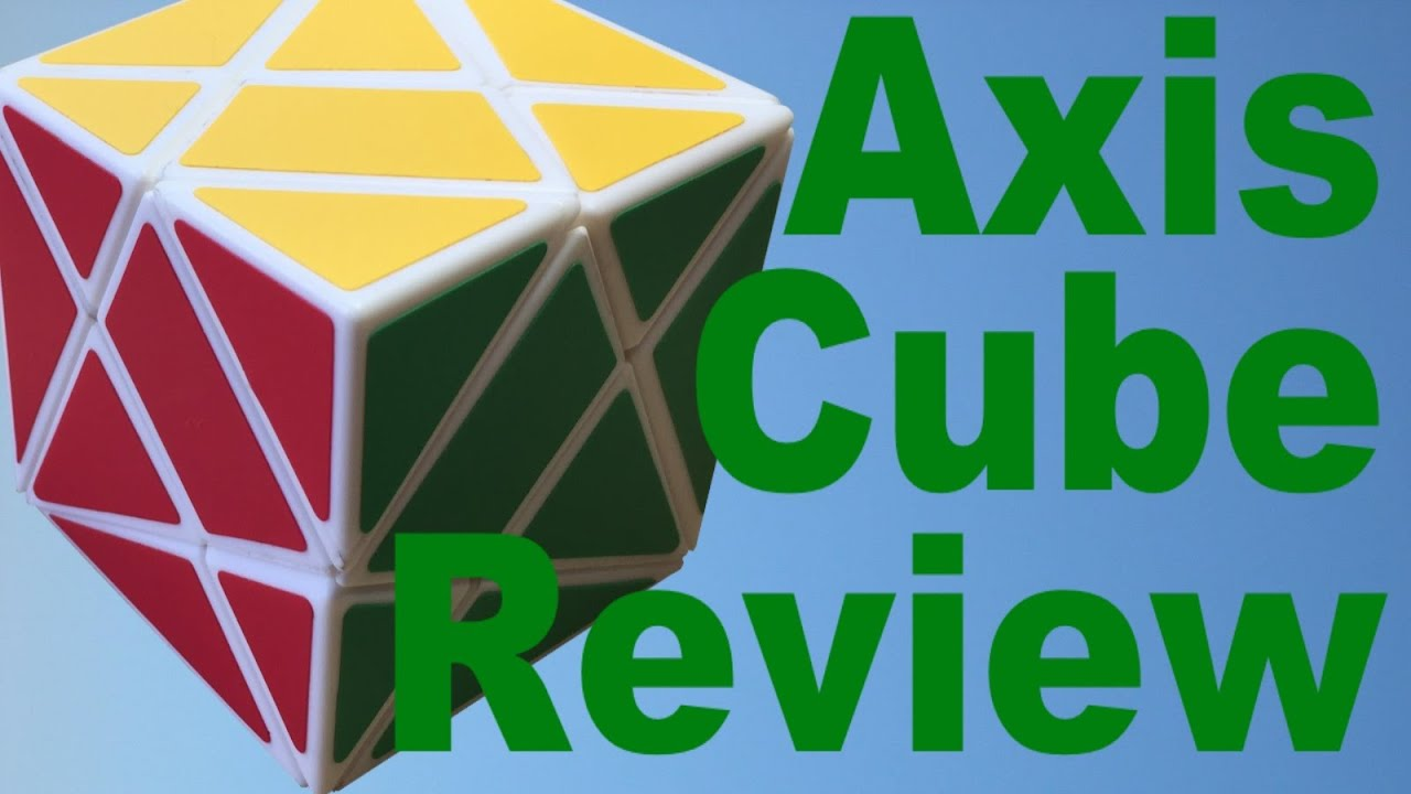 Details about  /60 Degree Axis cube