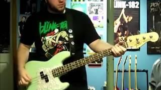 Blink 182 - Pretty Little Girl (Bass Cover)