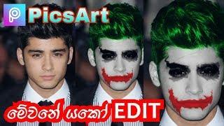 PicsArt Photo Editing Tricks Tutorial- My Photo Edit With Joker