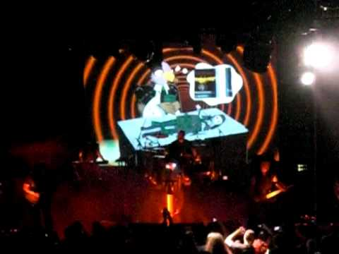 Ministry Gouldigger Live at Best Buy Theater June 23, 2012