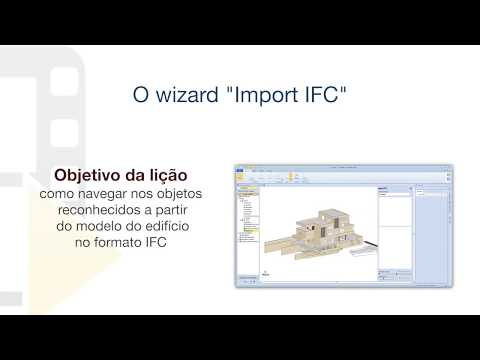 "Vídeo Tutorial de Edificius - O wizard ""Import IFC"" - ACCA software thumbnail"