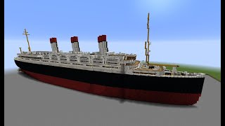 Minecraft, SS Cap Arcona