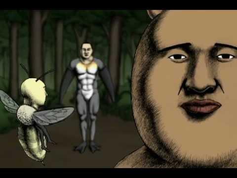 自主制作アニメ03 『森の安藤』