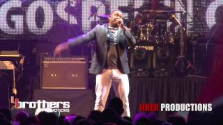 Papasan (Live) @ Gospel In The City 2015 Trinidad