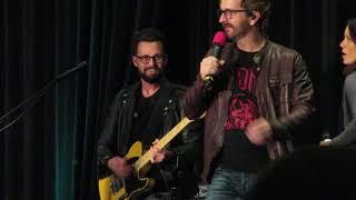 Torcon 2017 Mark Sheppard intro