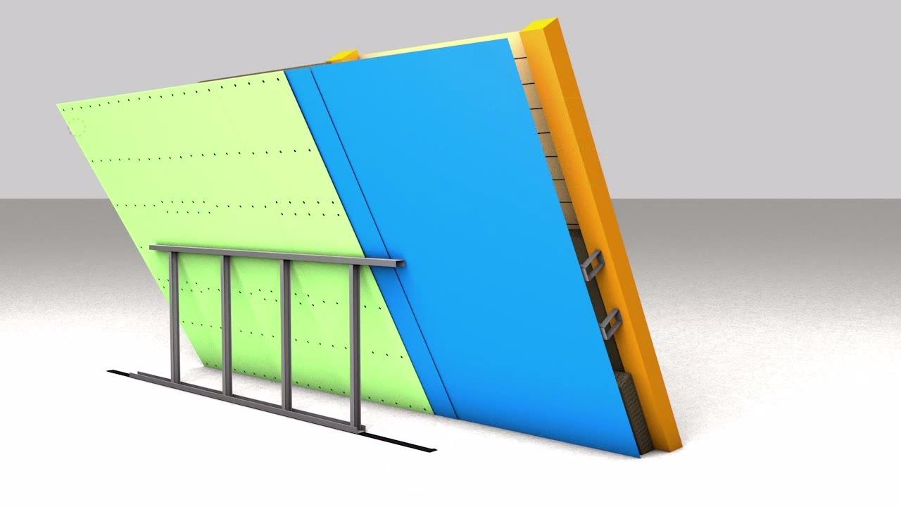 Inspirierend Dachboden Ausbauen Treppe Sammlung Von Mit Knauf - Videoanleitung Von News On