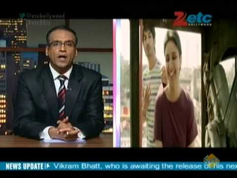 Shuddh Desi Romance : Movie Review By Komal Nahta