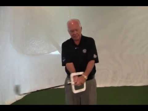 Releasing the Golf Club Using the True Swing Golf Training Aid