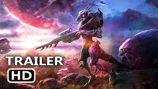 PS4 - Age Of Wonders: Planetfall - Faction Trailer (2019) Kir