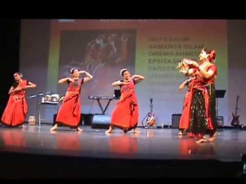 Ghate Lagaiya Dinga Bengali Dance